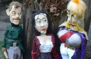 Malzacher Figurentheater: Woyzeck